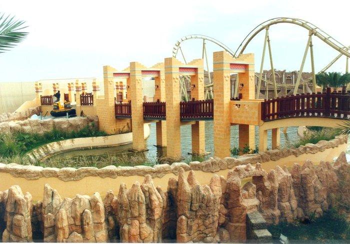 مدينة ستار سيتي الترفيهية المتعة والإثارة في منتزهات الرياض مدينة الرياض