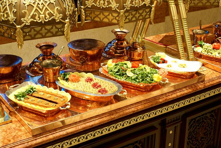 مطاعم الرياض- مطعم ست الشام