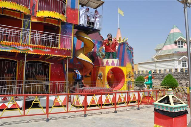 مدينة الحكير لاند الترفيهية في الرياض   مدينة الرياض