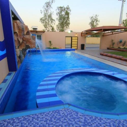شاليهات اليخت حي الرمال الثمامة مدينة الرياض