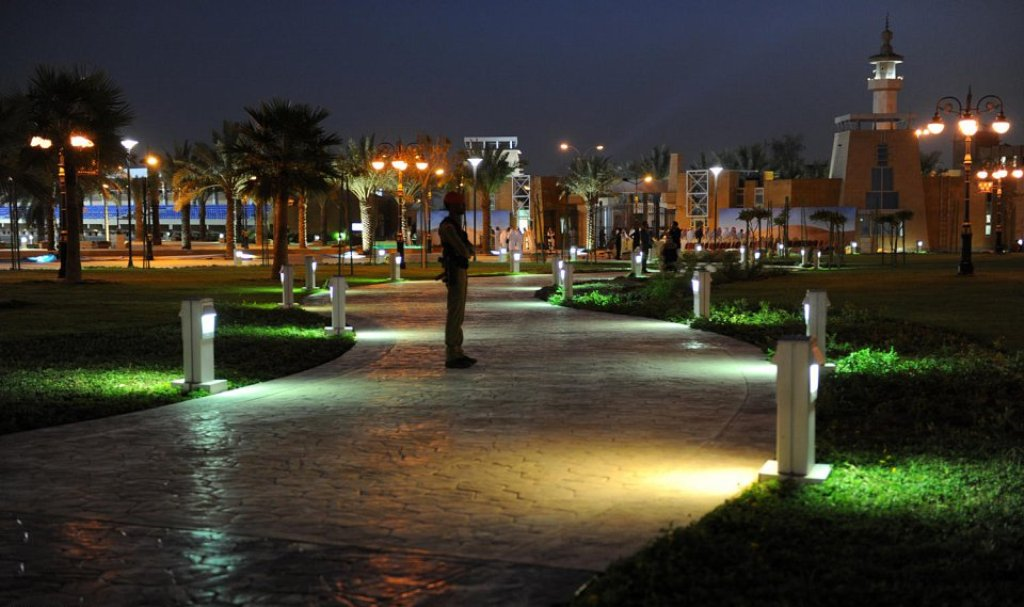 الآن في مدينة الرياض.. حديقة الملك عبدالله بالصور   مدينة الرياض