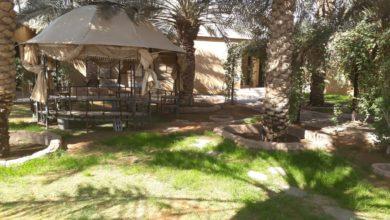 استراحات شمال الرياض