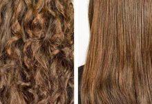 انواع بروتين الشعر