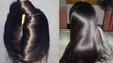 زيت لتطويل الشعر من الصيدلية