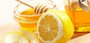 فوائد العسل والليمون للبرد