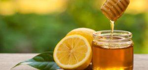 وصفة العسل والليمون للبرد
