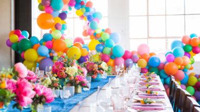 دراسة جدوى مشروع تنظيم حفلات الاطفال